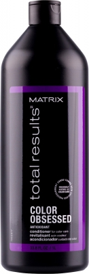 Matrix Total Results Color Obsessed Conditioner 1000ml i gruppen Hårvård / Special / För färgat & slingat hår hos ginos.se (colorob-cond-1000)