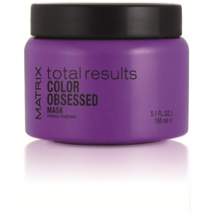 Matrix Total Results Color Obsessed Mask 150ml i gruppen Hårvård / Special / Återfuktande hos ginos.se (colorobsessed-mask)