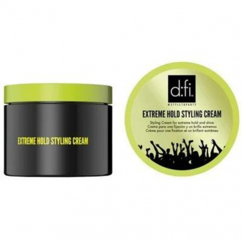 D:fi Extreme Hold Styling Cream 150g i gruppen Hårvård / Styling / Styling Hold / Hard hold hos ginos.se (dfi-10010)