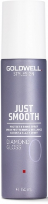 Goldwell StyleSign Just Smooth Diamond Gloss 150ml i gruppen Hårvård / Styling / Styling Hold / Soft hold hos ginos.se (diamond)