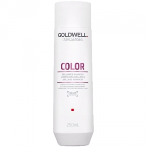 Goldwell Dualsenses Color Brilliance Shampoo 250ml i gruppen Hårvård / Styling attribut / Färgskydd hos ginos.se (dual-10001-02)