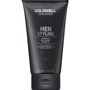 Goldwell Dualsenses Men Power Gel 150ml i gruppen Hårvård / Styling / Styling Hold / Hard hold hos ginos.se (dual-men-1001-002)
