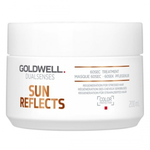 Goldwell Dualsenses Sun Reflects 60 sec Treatment 200ml i gruppen Hårvård / UV Skydd / Inpackning hos ginos.se (dual-sun-1001-05)