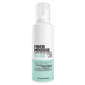 E+46 Fiber Mousse 200ml i gruppen Hårvård / Styling / Styling Mousse / Styling Mousse - Medium hold hos ginos.se (e46-fibermousse-200)