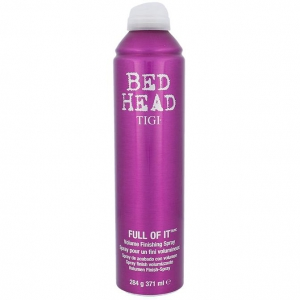 Tigi Bed Head Full Of It Volume Finishing Spray 371ml i gruppen Hårvård / Styling / Styling spray / Styling spray - Hard hold hos ginos.se (fullofit)