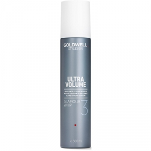Goldwell Stylesign Ultra Volume Glamour Whip 300ml i gruppen Hårvård / Styling / Styling Hold / Medium hold hos ginos.se (goldglamwgip)