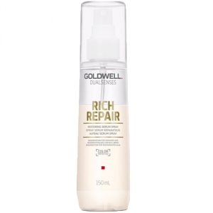 Goldwell Dualsenses Rich Repair Restoring Serum Spray 150ml i gruppen Hårvård / Styling / Värmeskydd hos ginos.se (goldwell-1001-28)