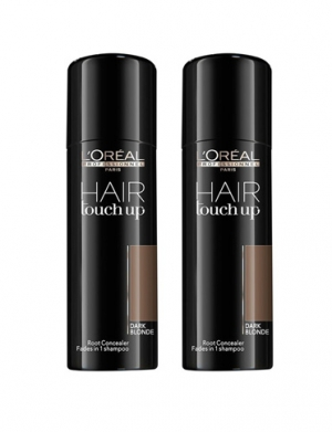 Loreal Hair Touch Up Dark Blonde Duo 2x75ml i gruppen Kampanjer / Duo-pack / Loreal Duo-pack hos ginos.se (hjhjhj)