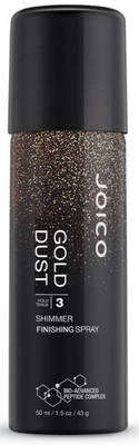 Joico Style & Finish Gold Dust Shimmer Finishing Spray 50ml i gruppen Hårvård / Styling / Finishspray hos ginos.se (joico-2001-16)