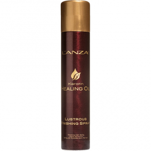 Lanza Keratin Healing Oil Lustrous Finishing Spray 350ml i gruppen Hårvård / Styling / Styling Hold / Hard hold hos ginos.se (lanza-10005)