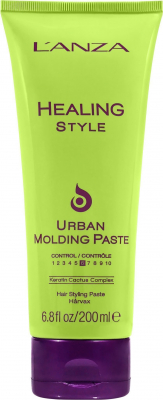 Lanza Healing Style Urban Molding Paste 200ml i gruppen Hårvård / Styling / Styling Hold / Medium hold hos ginos.se (lanza-1340076)
