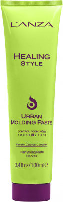 Lanza Healing Style Urban Molding Paste 100ml i gruppen Hårvård / Styling / Styling Hold / Medium hold hos ginos.se (lanza-urb-100)