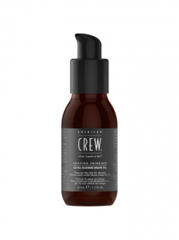 American Crew Lubrication Gliding Shave Oil 50ml