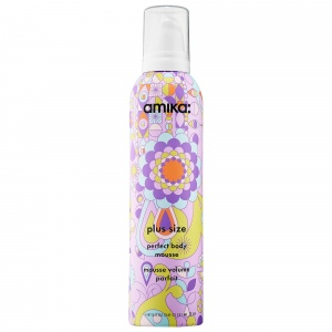 Amika Plus Size Perfect Body Mousse 251ml
