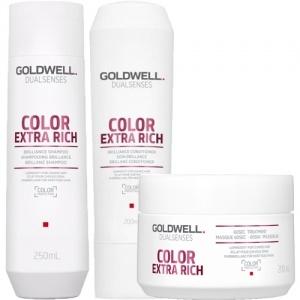 schampo och balsam för färgat hår