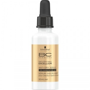 Schwarzkopf BC Excellium Taming Anti-Dry Serum 30 ml
