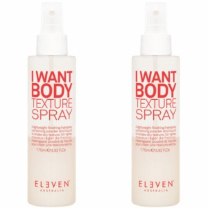 Eleven Australia I Want Body Texture Spray Duo 2x175ml