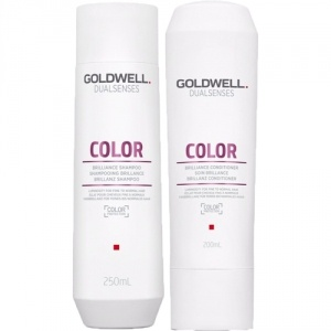 Goldwell Dualsenses Color Brilliance Shampoo & Balsam