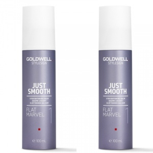 Goldwell StyleSign Just Smooth Flat Marvel Duo 2x100ml