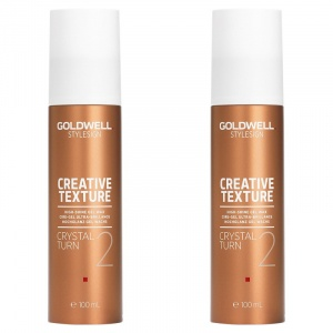 Goldwell StyleSign Creative Texture Crystal Turn Duo 2x100ml