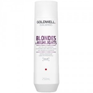 Goldwell Dualsenses Blondes & Highlights Anti-Yellow Shampoo 250ml