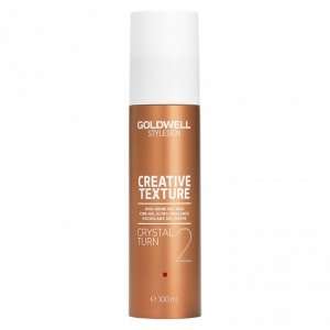 Goldwell StyleSign Creative Texture Crystal Turn 2 High-Shine Gel Wax
