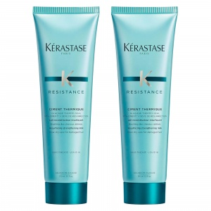 Kérastase Resistance Ciment Termique 2x150ml Duo