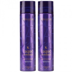 Kérastase Couture Styling Laque Couture 2x300ml Duo Paket