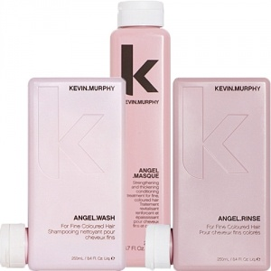 Kevin Murphy Angel Wash 250ml + Rinse 250ml + Masque 200ml Trio