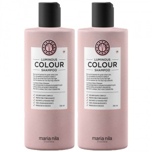 Maria Nila Care Luminous Colour Shampoo 2x350ml