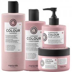 Maria Nila Care Luminous Colour Collection