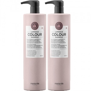 Maria Nila Care Luminous Colour Shampoo 2x1000ml