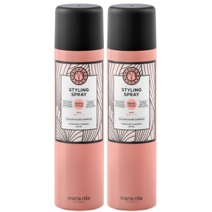 Maria Nila Styling Spray 2x400ml