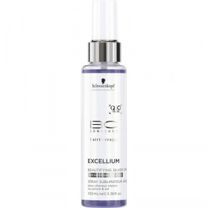 Schwarzkopf BC Excellium Beautifying Silver spray 100 ml