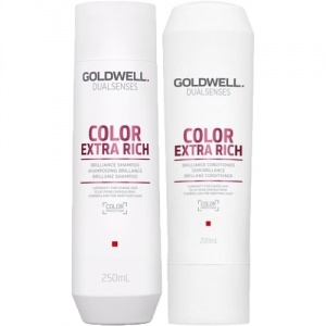Goldwell Dualsenses Color Extra Rich Schampo 250ml + Balsam 200ml