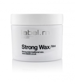 Label M Strong Wax 50ml