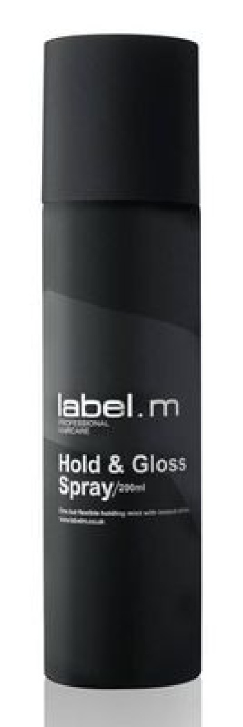 Label M Hold & Gloss Spray 200ml