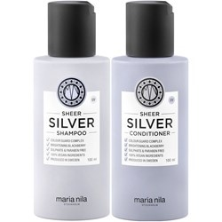 Maria Nila Care Sheer Silver Travelkit