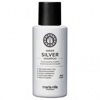 Maria Nila Care Sheer Silver Shampoo 100ml