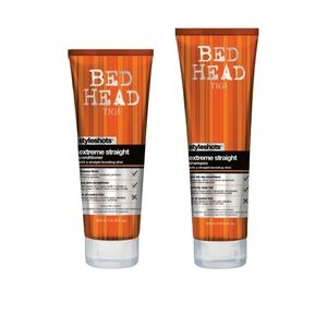 Tigi Bed Head Extreme Straight Shampoo & Conditioner