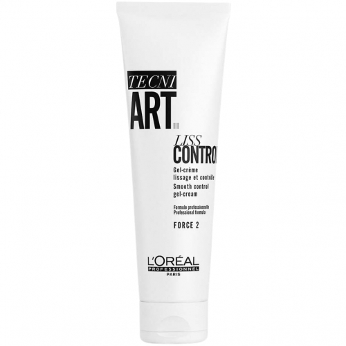 Loreal Professionnel Tecni Art Liss Control 150ml i gruppen Hårvård / Styling / Styling Hold / Soft hold hos ginos.se (loreal-tecniart-10019)