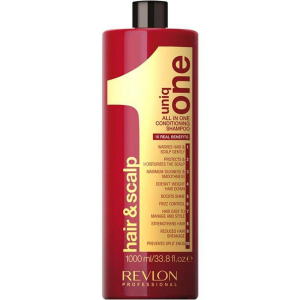 Uniq One Hair & Scalp Conditioning Shampoo 1000ml  i gruppen Hårvård / Special / Återfuktande hos ginos.se (one-1250-01)
