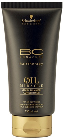 f6edb61260 Schwarzkopf BC Bonacure Oil Miracle Gold Shimmer Conditioner 150ml ...