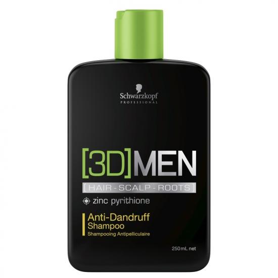 schampo för män