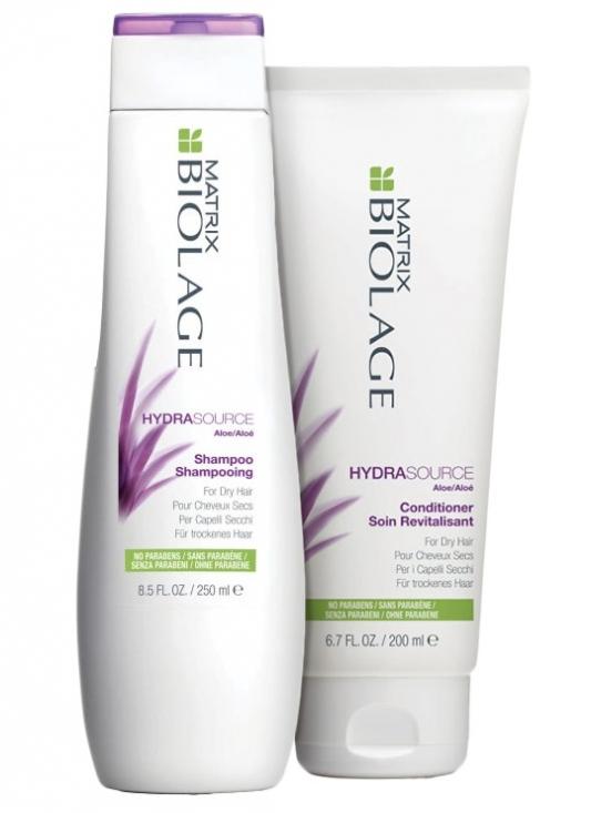 schampo för lockigt och torrt hår
